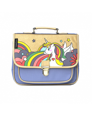 Petit Cartable Pop Licorne