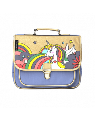 Small Pop Unicorn satchel
