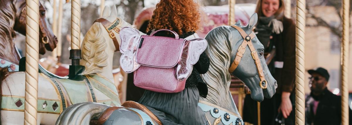 Le sac Papillon : un accessoire féerique