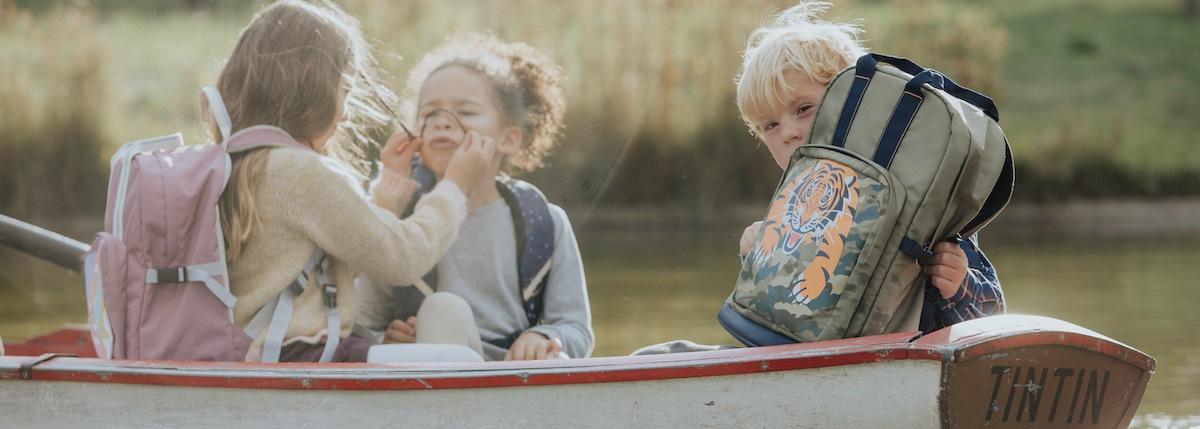 Tous nos sacs à dos pour petite fille