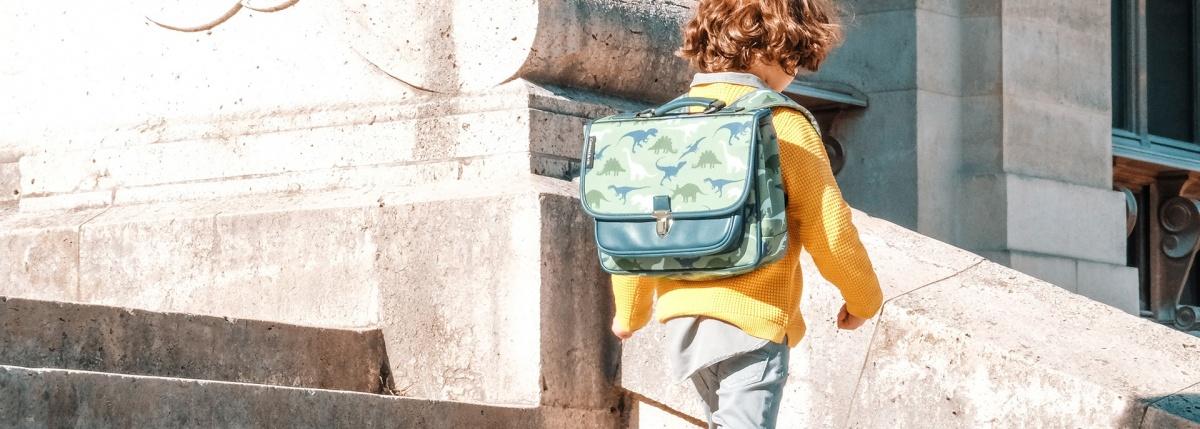 Les sacs à dos pour les garçons en maternelle