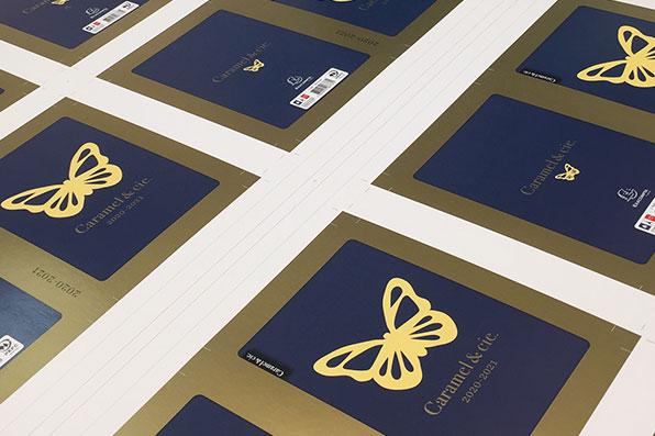 agenda Papillon
