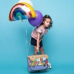 🌈🦄Une bonne dose de pep's et de vitamines avec Pop Licorne ! 💕 . #carameletcie #caramel_et_cie #kidsandfamily #kidslifestyle #kids #instakids #enfance #cartable #binder #sacados #bag #happiness #nouvellecollection #newcollection #unicorn #licorne